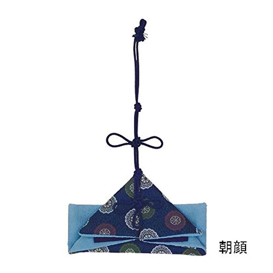 材料つば目を覚ます源氏物語 掛香 唐衣(からぎぬ)  (朝顔)