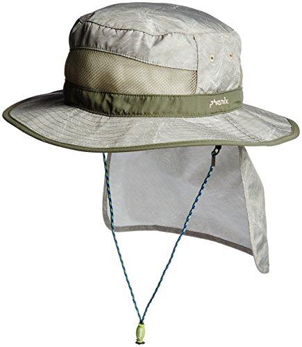 (フェニックス)phenix TOPOGRAPHICAL ARBOR HAT(シェード付きハット) PH618HW17 BE ベージュ L