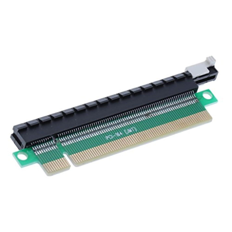 構造的単語骨髄Homyl ライザー  PCI-E x16 オス→PCI  エクスプレス 16x メス ライザー カード 拡張アダプター