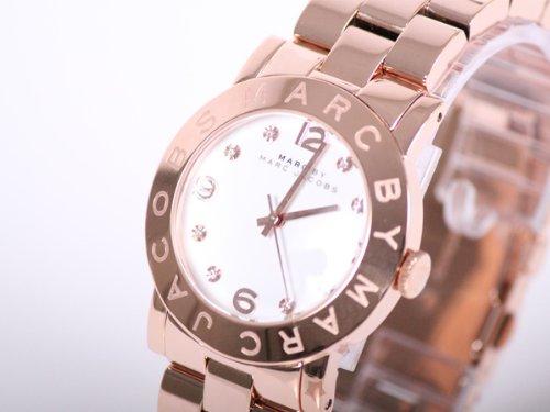 MBM3077 レディース 腕時計 ローズゴールド エイミー マーク・バイ・マーク・ジェイコブス