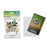 Arcane Tinmen ボードゲームスリーブ 100枚 サイズカードスリーブ 個別パック SUPATBGSMDM1