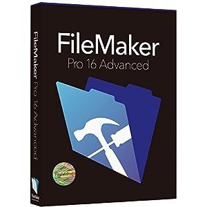 ファイルメーカー FileMaker Pro 16 Advanced HL2F2J/A