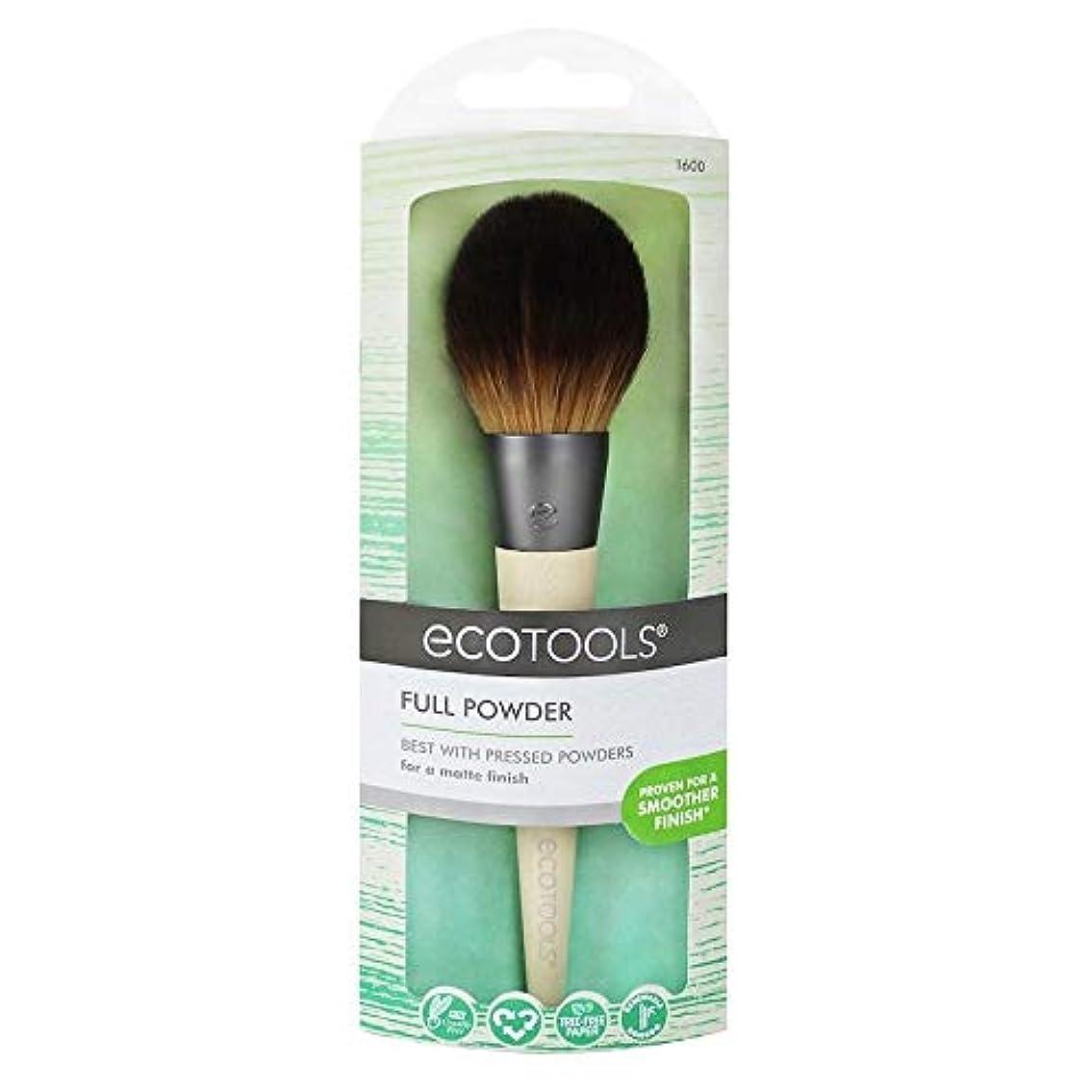 レイア口述ペチコートEcotools Cruelty Free and Eco Friendly Full Powder Brush Made With Recycled Aluminum Materials and Bamboo Fibers...