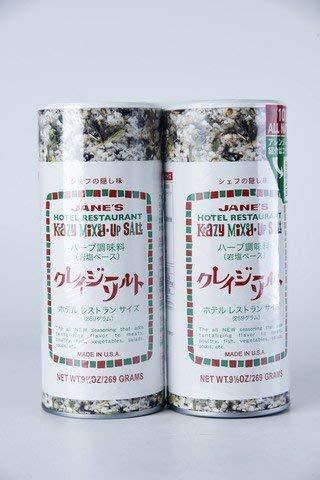 クレージーソルト(Krazy Mixed-up Salt) クレイジーソルト ホテル レストランサイズ 269g (入り数 1 pc)