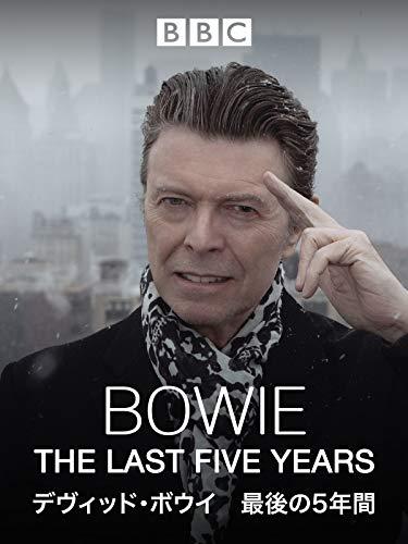 デヴィッド・ボウイ-最後の5年間(字幕版)