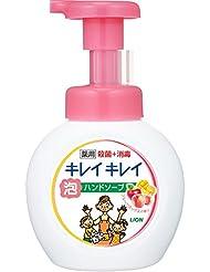 キレイキレイ 薬用 泡ハンドソープ フルーツミックスの香り ポンプ 250ml(医薬部外品)