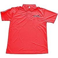 char-broil チャーブロイル ポロシャツ(Sサイズ・赤)