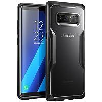 Samsung Galaxy Note 8ケース プレミアム ハイブリッドバンパー クリアカバー [Unicorn Beetle Series]
