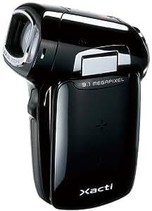 SANYO デジタルムービーカメラ Xacti (ザクティ) DMX-CG9 ブラック DMX-CG9(K)