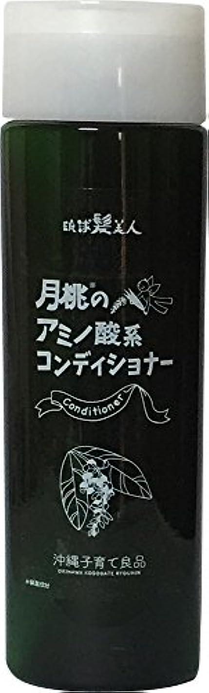 無線ダンス月面沖縄子育て良品 月桃のアミノ酸系コンディショナー 230ml