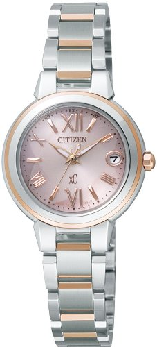 CITIZEN nữ bán chạy tại Nhật Bản/ Nữ [citizen] citizen watch x c cross sea eco-drive eco-drive radio control watch xcb 38 - 9133 women's