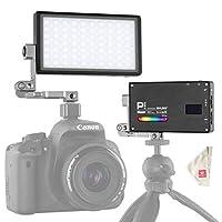 Boling BL-P1 12W RGB撮影ライト 動画撮影 YOUTUBE制作に対応 カメラビデオライト