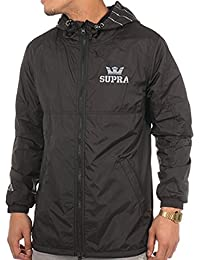 スープラ SUPRA ダッシュ ジャケット メンズ ナイロンジャケット ウインドブレーカー アウター [並行輸入