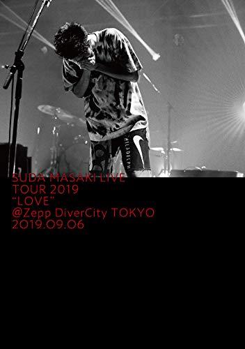 "【Amazon.co.jp限定】菅田将暉 LIVE TOUR 2019 ""LOVE""@Zepp DiverCity TOKYO 2019.09.06 (通常盤) (DVD) (オリジナルトートバッグ付)"