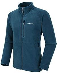 [モンベル] Mont-bell Men`s CP100 Outer jacket ジャケット Dark Navy MB3BWMJF232 [並行輸入品]