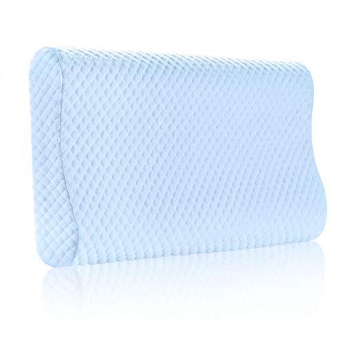 ANBURT 洗える快眠枕 抗菌 防臭 高通気性 肩こり いびき防止安眠に 50×30cm