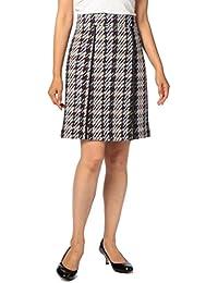(ノーリーズ) NOLLEY'S カルゼファンシースカート 7-0035-5-06-005