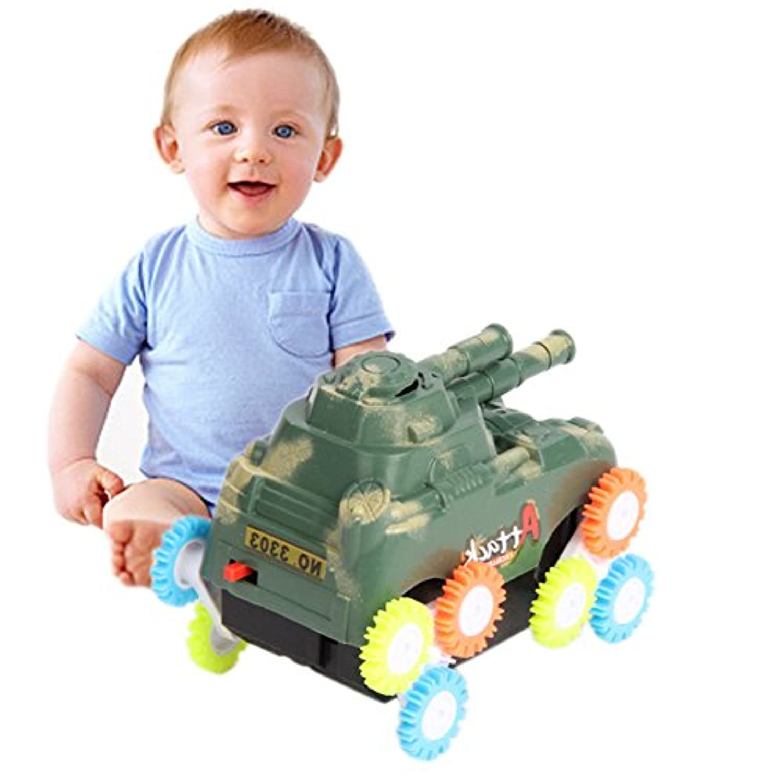 leiyini電動おもちゃ車Push and Go Friction Powered車おもちゃ子供のおもちゃ Leiyini-123