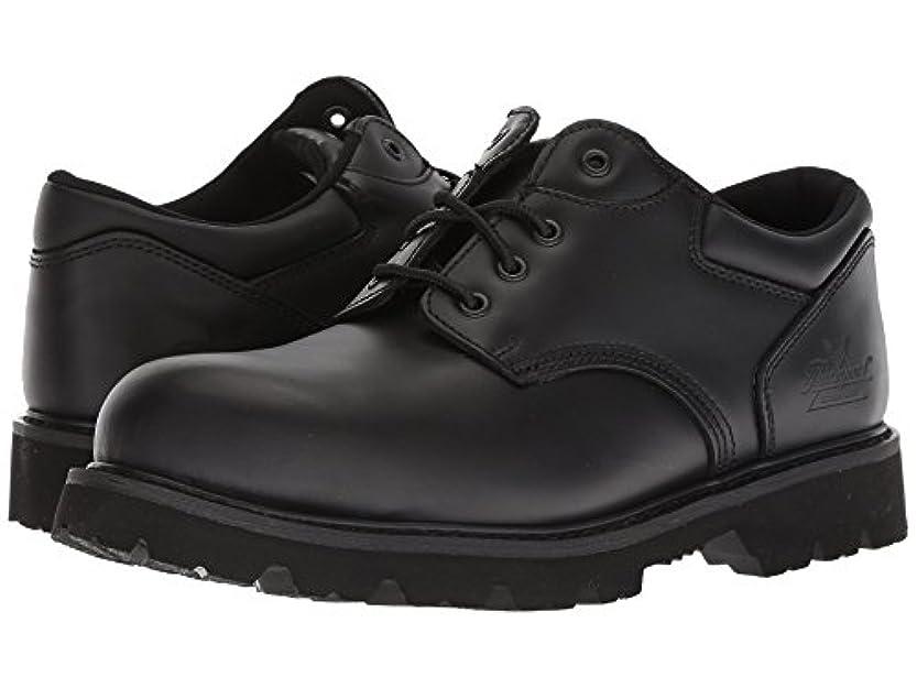 ダイバーバイナリ髄[ソログッド] メンズ オックスフォード Uniform Classic Leather Oxford Steel Saf [並行輸入品]