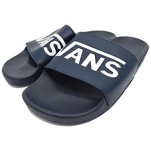 VANS(バンズ) サンダル スライドオン ドレスブルー サーフライン