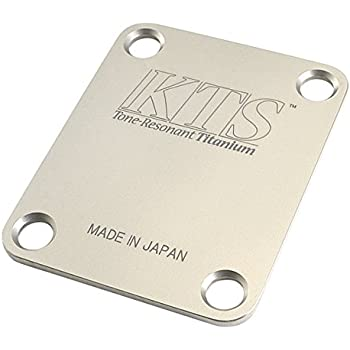 KTS チタンパーツ Ti-Neck Plate Titanium Neck Joint Plate