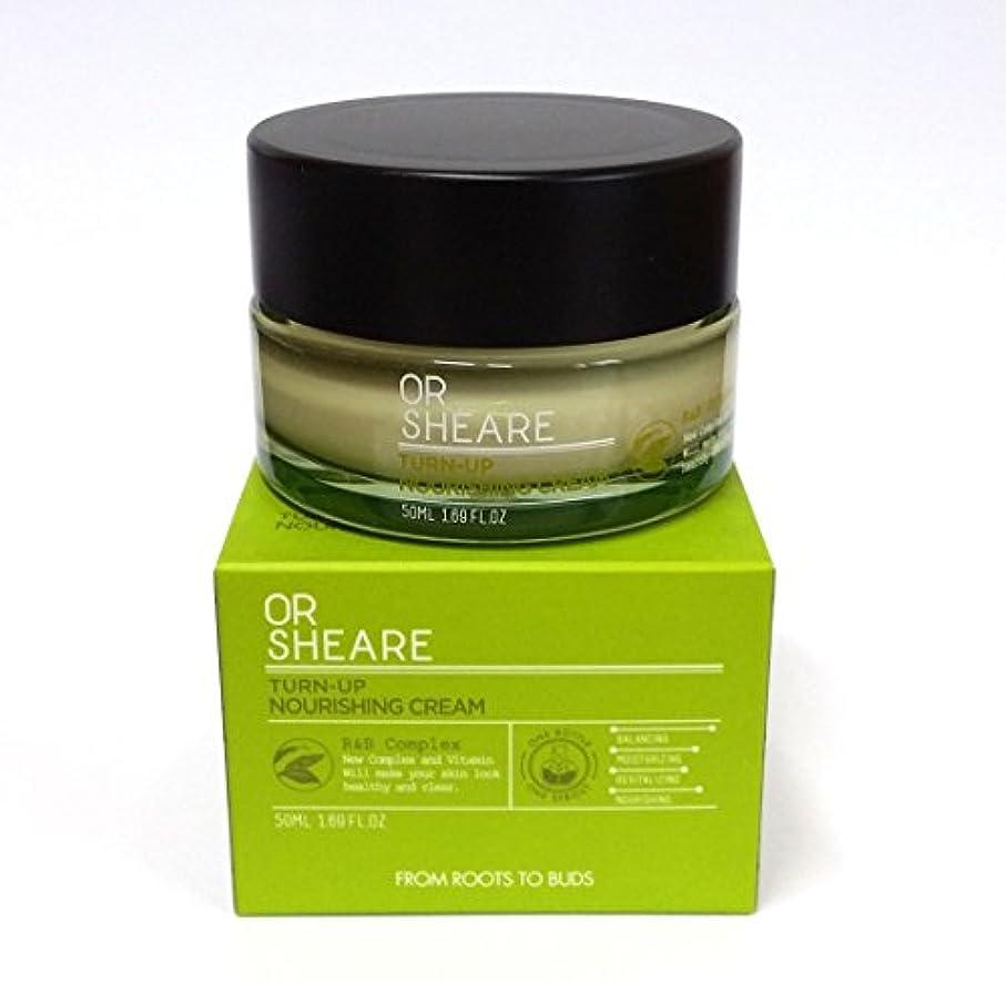 チューインガムロールうま[BELOVE] ORSHEAREターンアップ栄養クリーム50ml /バランス、保湿、活性化、栄養 / 韓国化粧品 / Korean Cosmetics [並行輸入品]