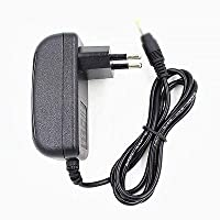 FidgetGear EU AC/DC Power Adapter Charger Cord For Casio CTK-3200 61-Key Personal Keyboard