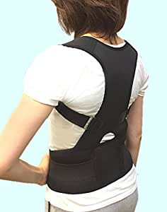 リーズナブル姿勢矯正ベルト(猫背、巻き肩の方に)