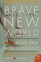 Brave New World and Brave New World Revisited【洋書】 [並行輸入品]