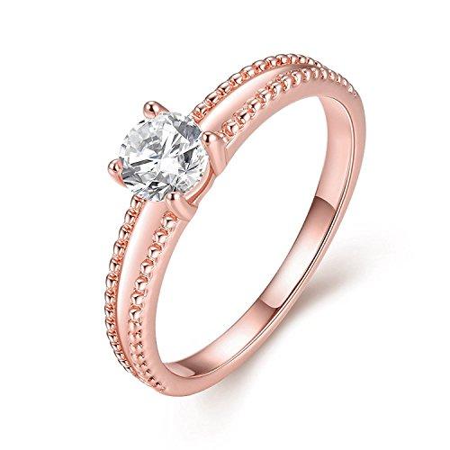 [해외]Rockyu 보석 브랜드 여성 반지 18k 반짝 유행 여성 반지 백금 반지 다이아몬드 링/Rockyu jewelry brand ladies ring 18k glittering fashionable ladies ring platinum ring ring diamond