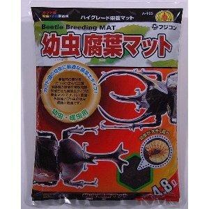 フジコン 幼虫腐葉マット 4.8L