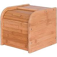 家庭用竹材料昆虫および防湿貯蔵ライスボックス/小麦粉箱/穀物容器10 / 15KG