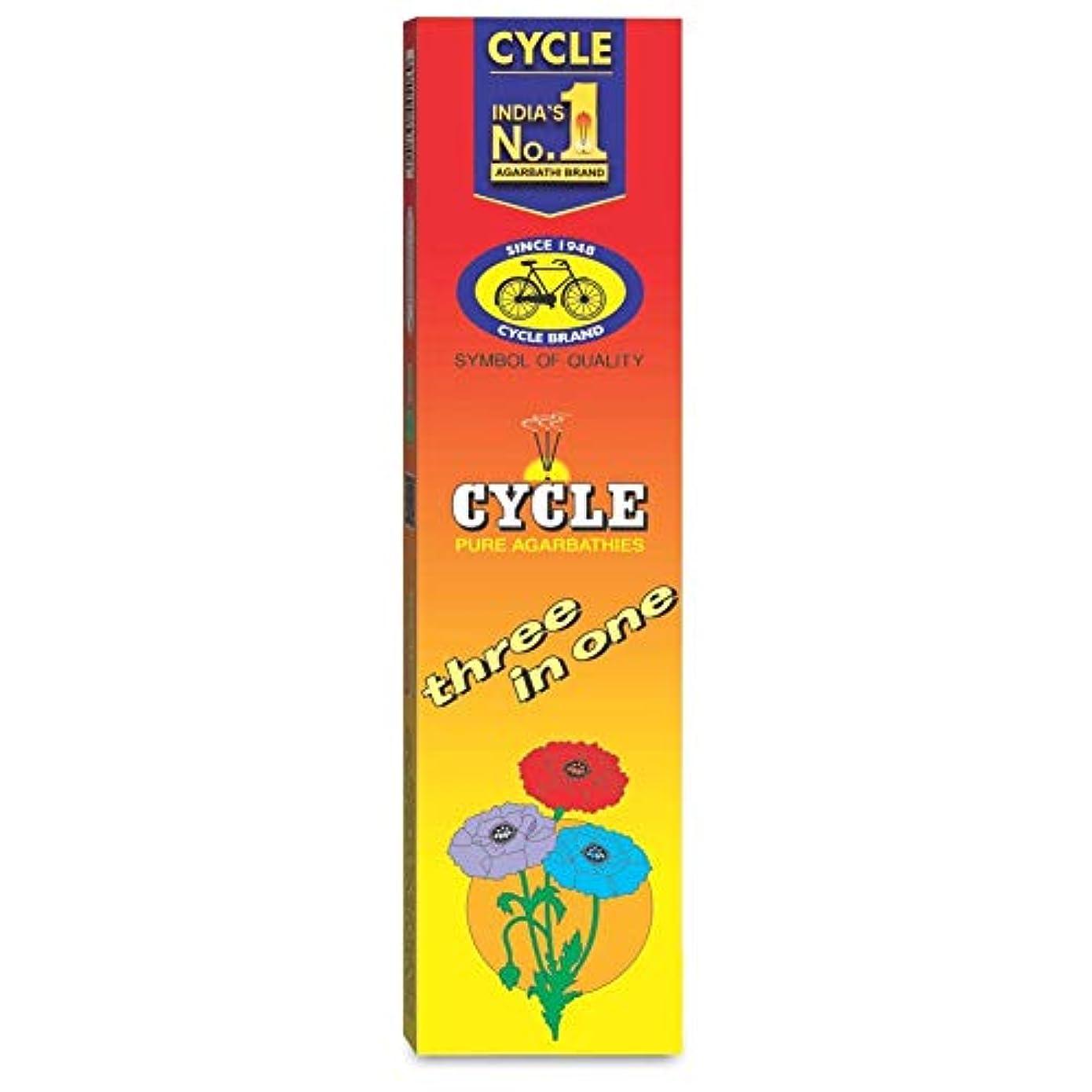 拍手するコンベンション道に迷いましたCycle Pure Agarbathies Three In One Classic Fragrance Incense Sticks - 240 Grams Free Soap Offer