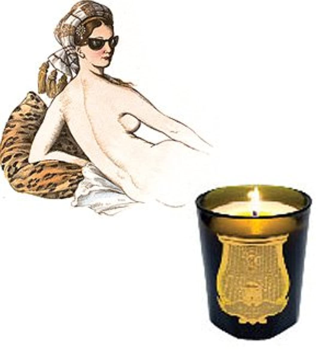 ラッドヤードキップリング浴室守銭奴Cire Trudon Rose Poivree Candle 28.35 G by Gianbattista Valli for 9.5 oz UCIR06923