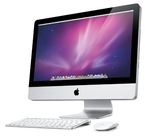 "Apple iMac 21.5""/3.06GHz Core i3/4GB/500GB/8x SuperDrive DL MC508J/A"