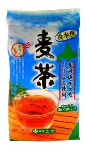 北海道産麦茶ティーパック 8g×30P
