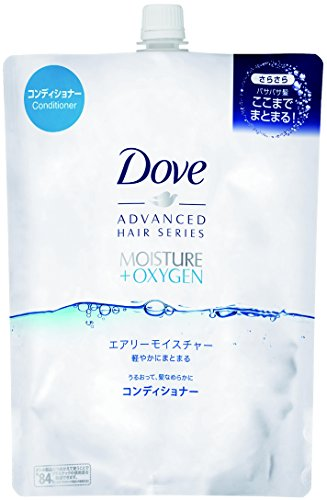 ダヴ エアリーモイスチャー コンディショナー 詰替 大容量(2000g)