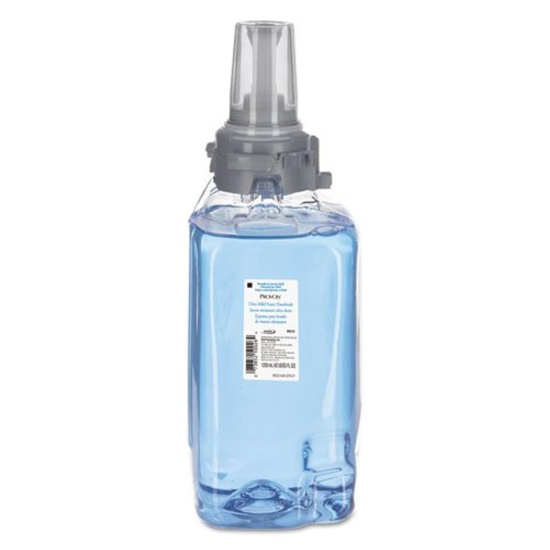 発揮する九時四十五分平和GOJO 超中性フォームハンドウォッシュ、フレッシュな香り、1250ml詰め替え、3/カートン。