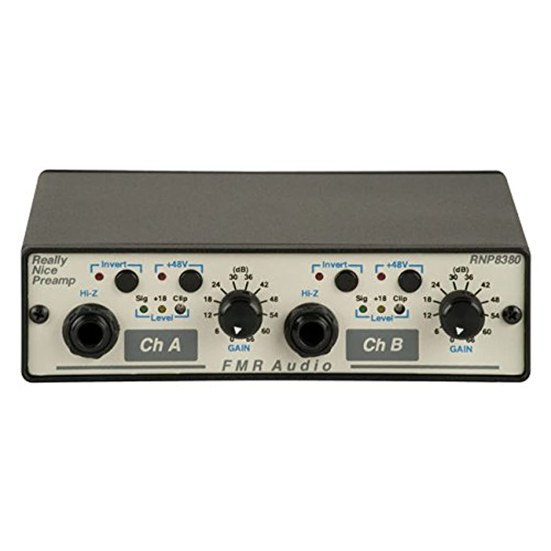 圧縮する刃事業内容FMR AUDIO エフエムアールオーディオ マイクプリアンプ DI RNP8380(E)