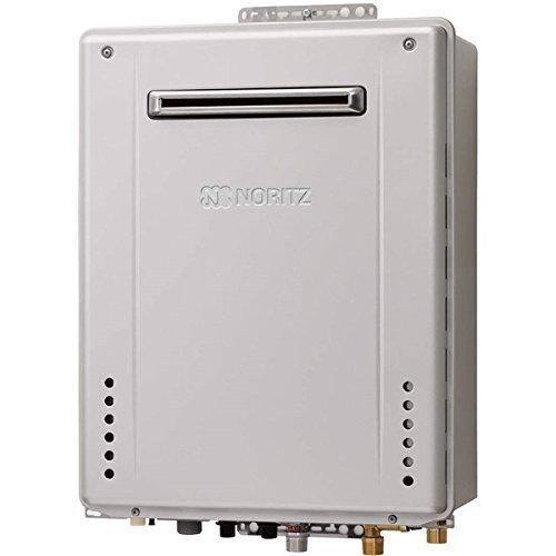 ノーリツ ガス給湯器 エコジョーズ 24号 オート GT-C2462SAWX BL 12A・13A 都市ガス 屋外壁掛 設置フリー マルチリモコンセット RC-J101E