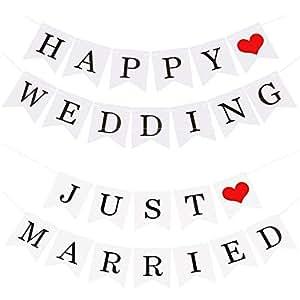 【TKY】 ウェディング ガーランド パーティー 結婚式 披露宴 前撮り 撮影 小物 結婚 ウエディング 壁飾り 装飾 飾り付け 2種 セット