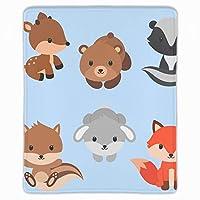 マウスパッド ゲーム用 森林動物セット 快適 耐久性