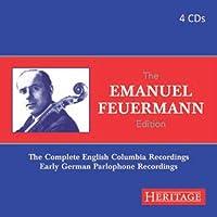 Emanuel Feuermann Edition