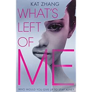 What's Left of Me (The Hybrid Chronicles)