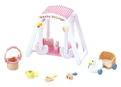 215 Sylvanian Families furniture baby seesaw mosquito
