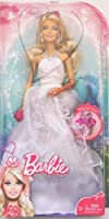 Barbie Princess Bride Wedding Dress Doll