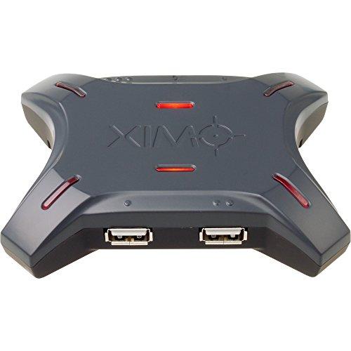 XIM4 - PS4/XboxOne/PS3/Xbox360用キーボードマウス接続アダプタ