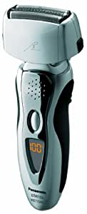Panasonic ES8103S Arc3 Men\'s Electric Shaver Wet/Dry with Nanotech Blades, 3-Blade Cordless with Flexible Pivoting Head(US Version, Imported)
