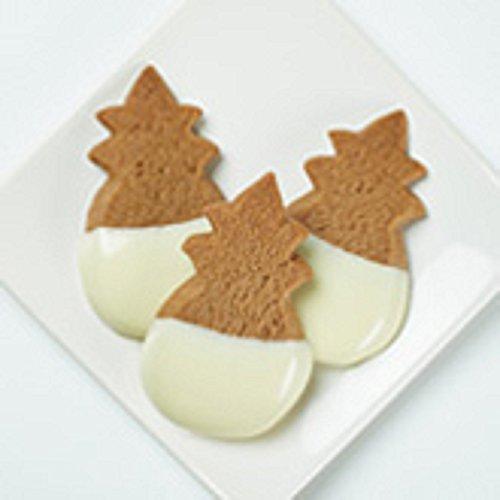 Honolulu Cookie ホノルルクッキー チェストボックス バラ売り 【並行輸入品】 (WhiteChocolateKonaCoffee, 10枚入)