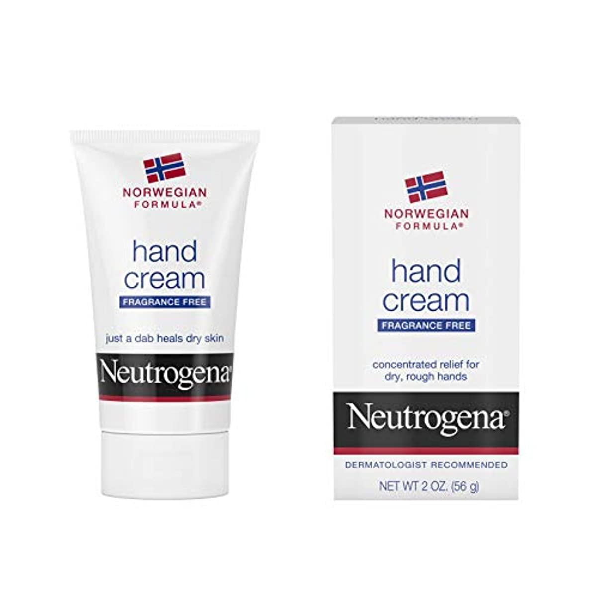 またね超える想像力Neutrogena Norwegian Formula Hand Cream Fragrance-Free 60 ml (並行輸入品)